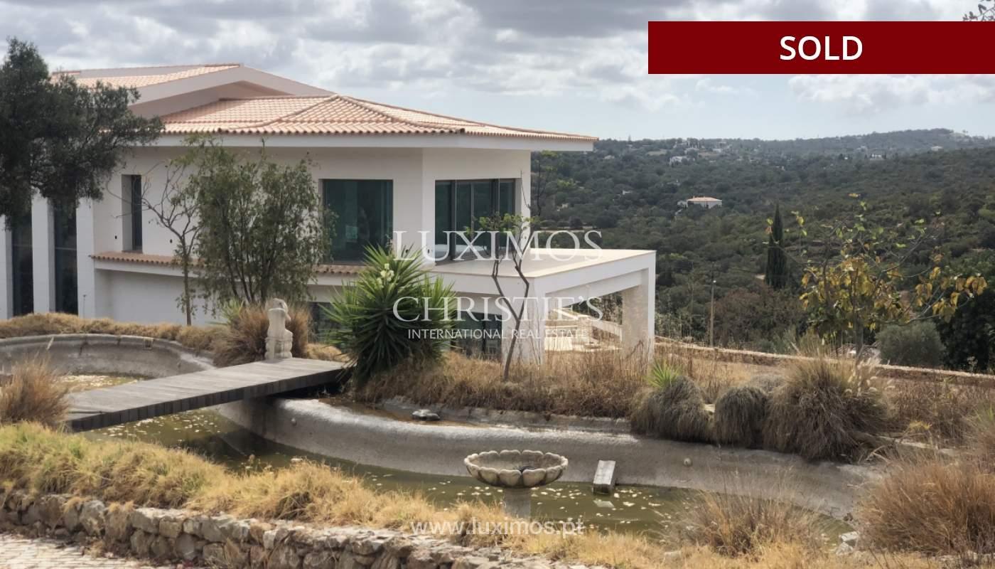 Zeitgenössische 3-Schlafzimmer-Villa, Pool, Terrasse und Garten, Loulé, Algarve_146470