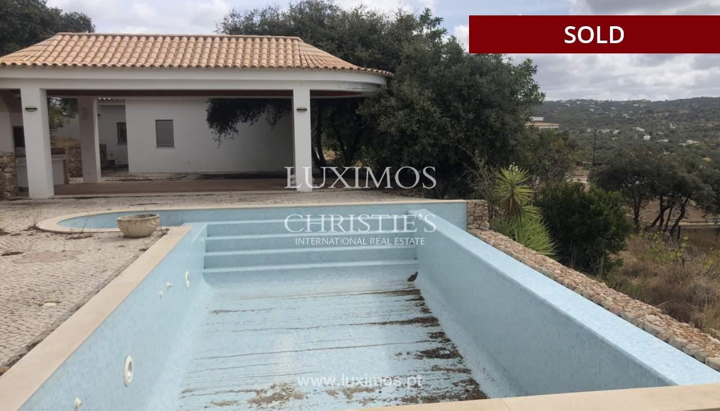Zeitgenössische 3-Schlafzimmer-Villa, Pool, Terrasse und Garten, Loulé, Algarve_146471