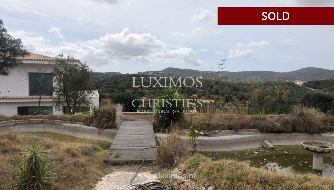 Zeitgenössische 3-Schlafzimmer-Villa, Pool, Terrasse und Garten, Loulé, Algarve_146473
