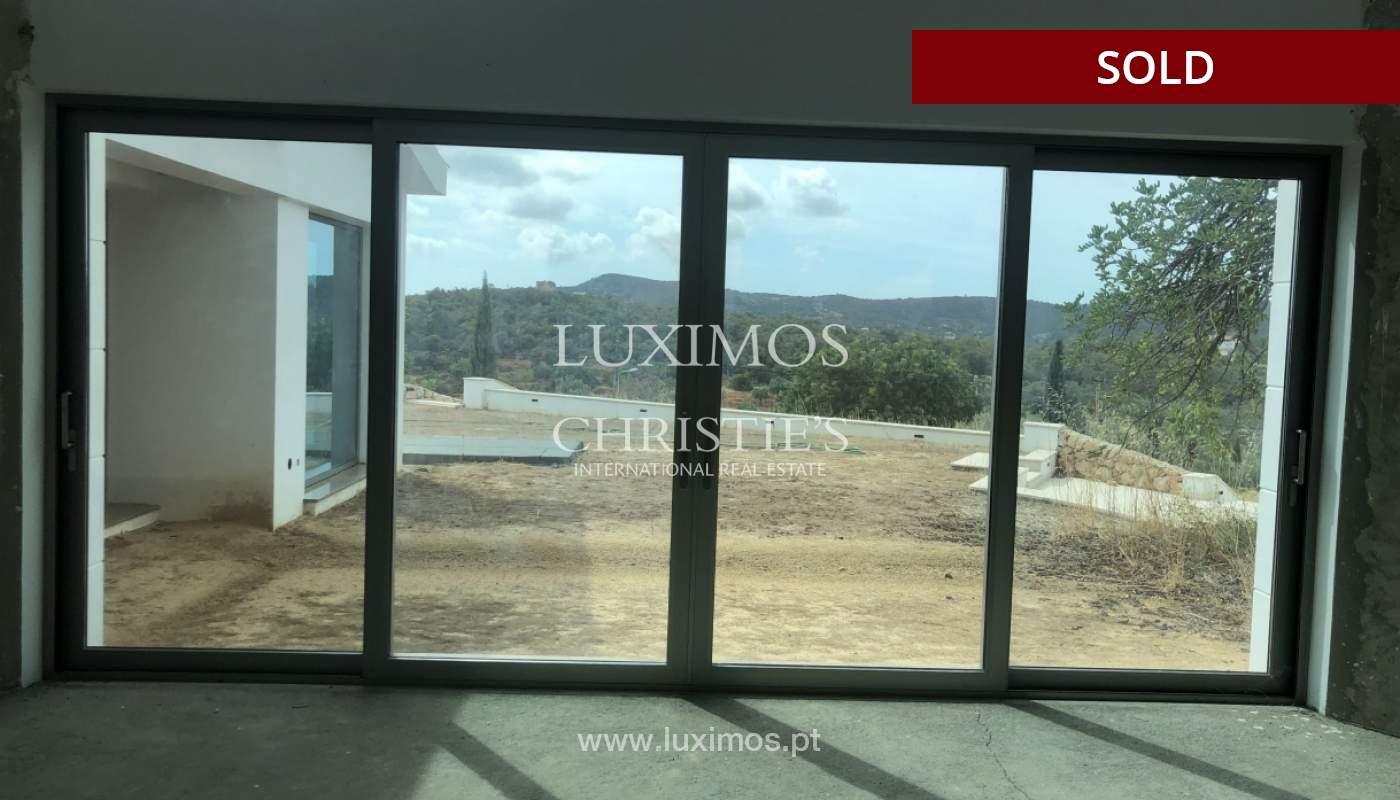 Zeitgenössische 3-Schlafzimmer-Villa, Pool, Terrasse und Garten, Loulé, Algarve_146476