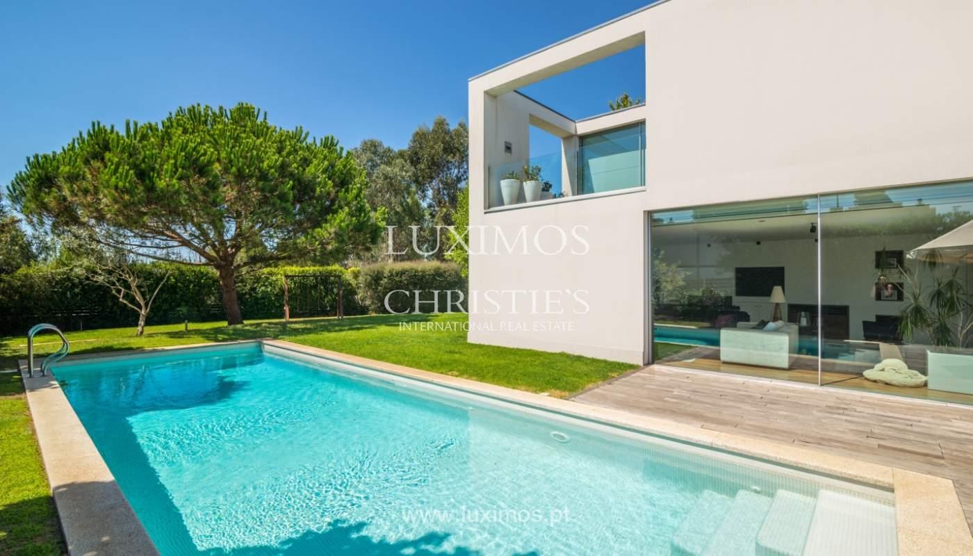 Contemporary luxury villa, for sale, in Gondomar, Portugal _146492