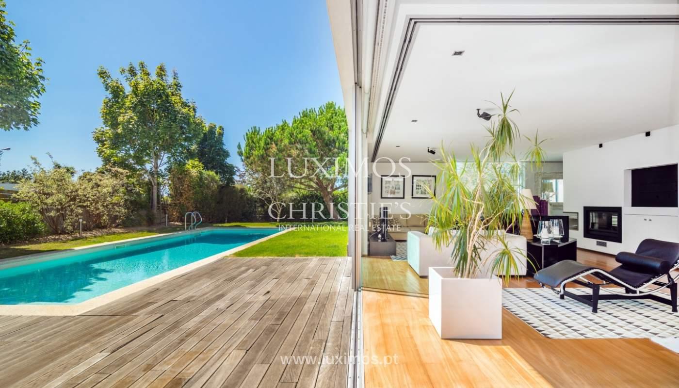 Contemporary luxury villa, for sale, in Gondomar, Portugal _146494
