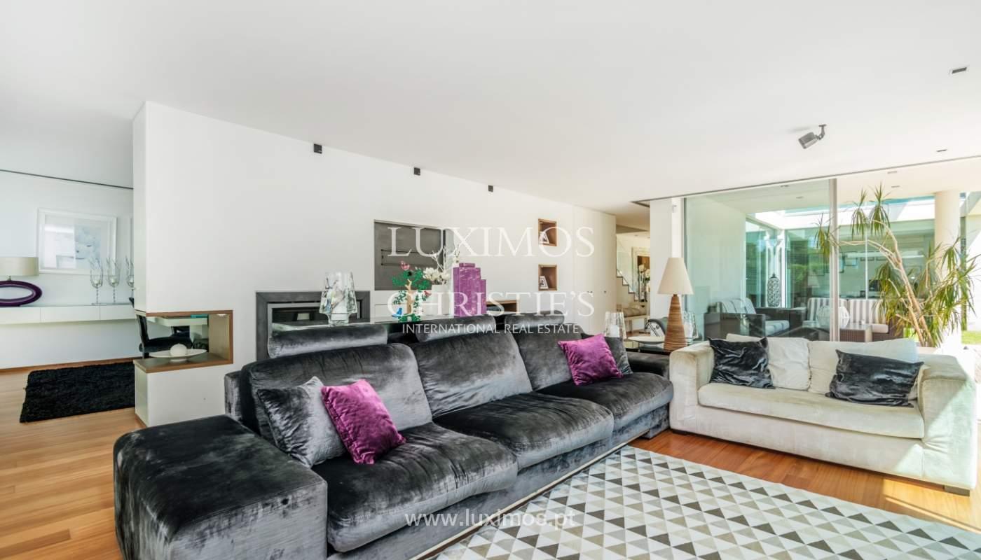 Contemporary luxury villa, for sale, in Gondomar, Portugal _146497