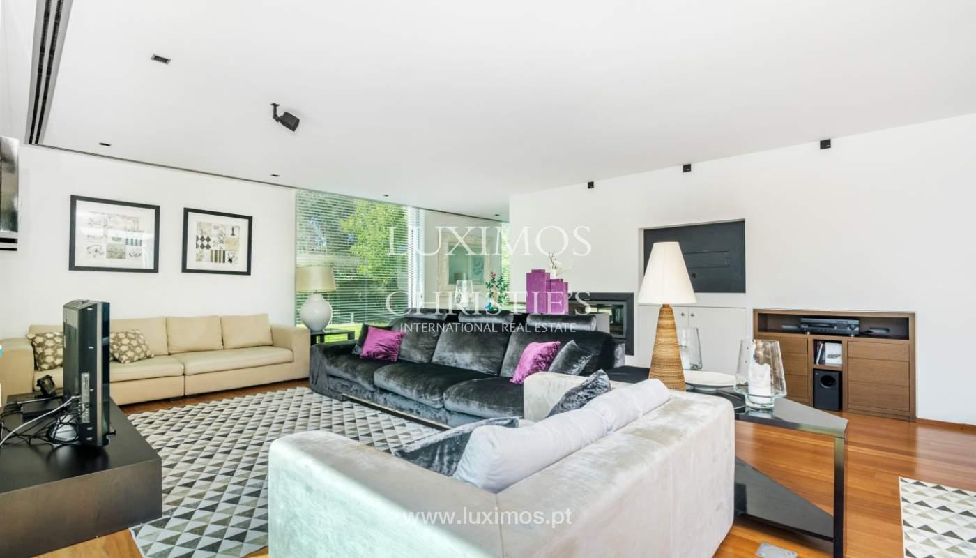 Contemporary luxury villa, for sale, in Gondomar, Portugal _146498