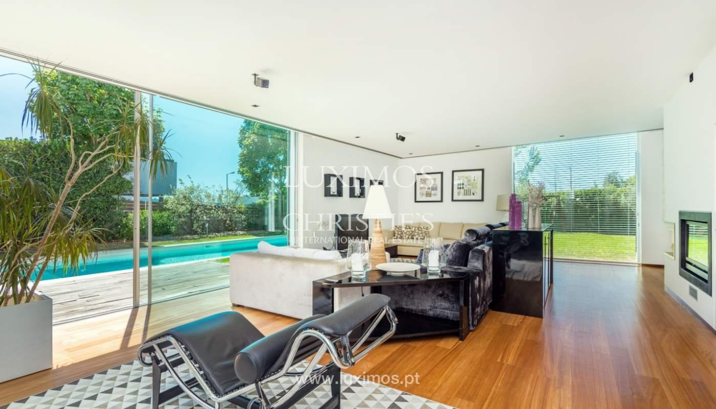Contemporary luxury villa, for sale, in Gondomar, Portugal _146503