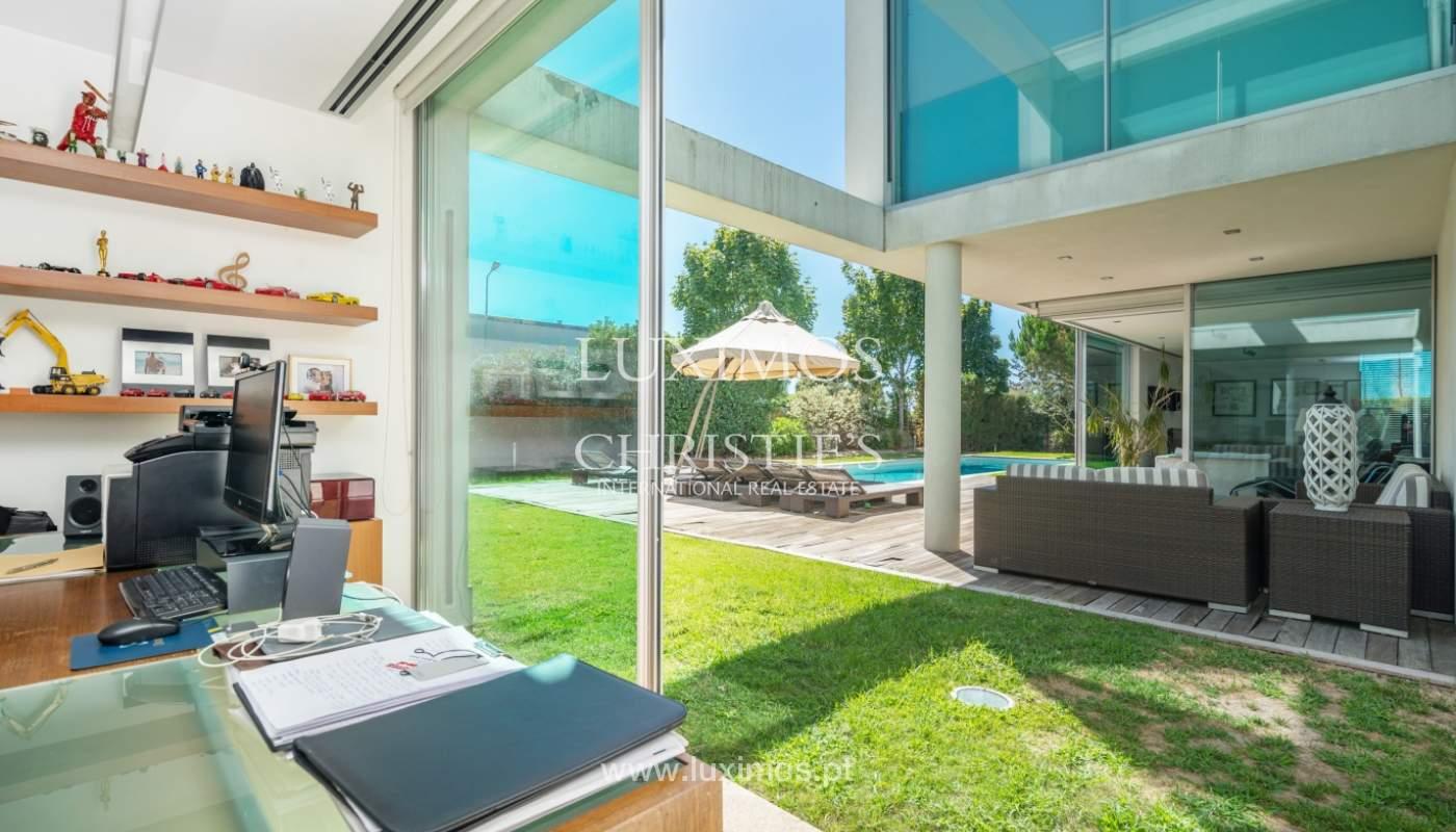 Contemporary luxury villa, for sale, in Gondomar, Portugal _146515