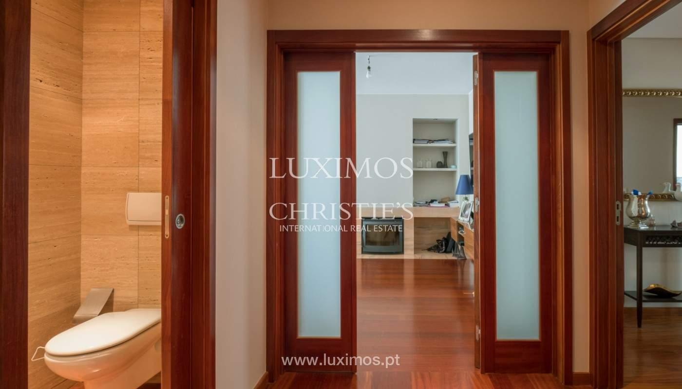 Venda de apartamento em 1ª linha de mar, Leça da Palmeira_146518