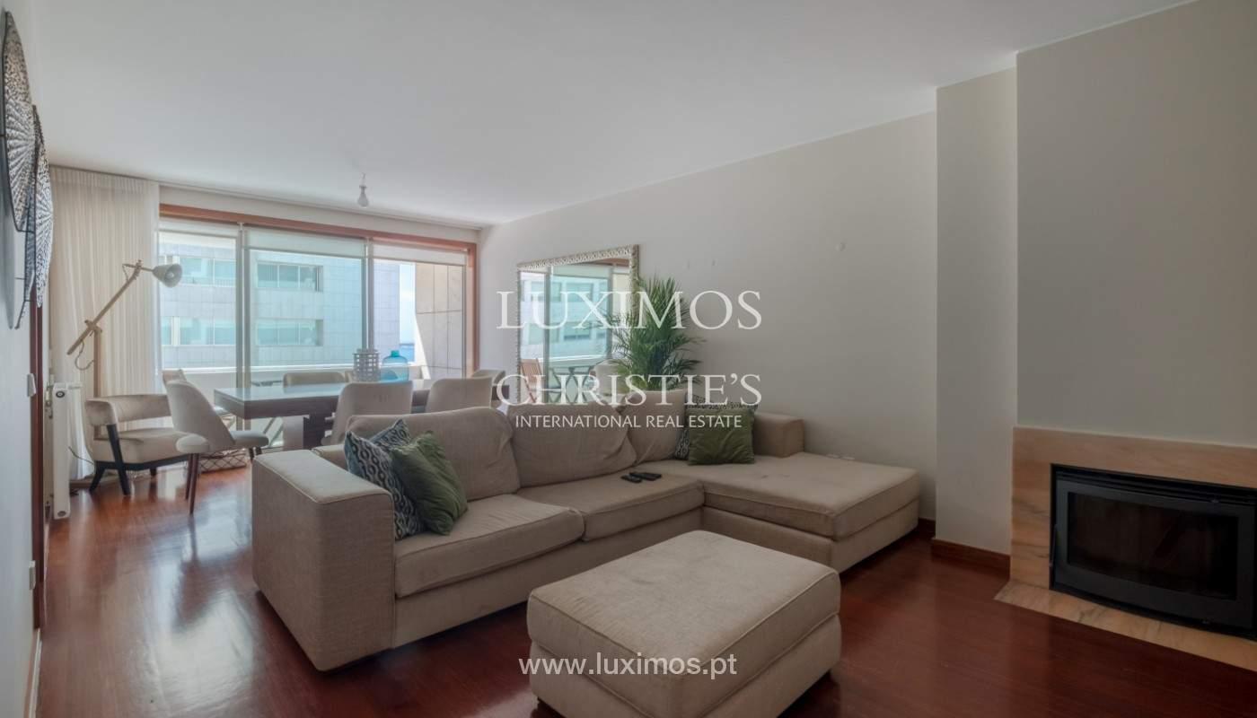 Venda de apartamento em 1ª linha de mar, Leça da Palmeira_146519