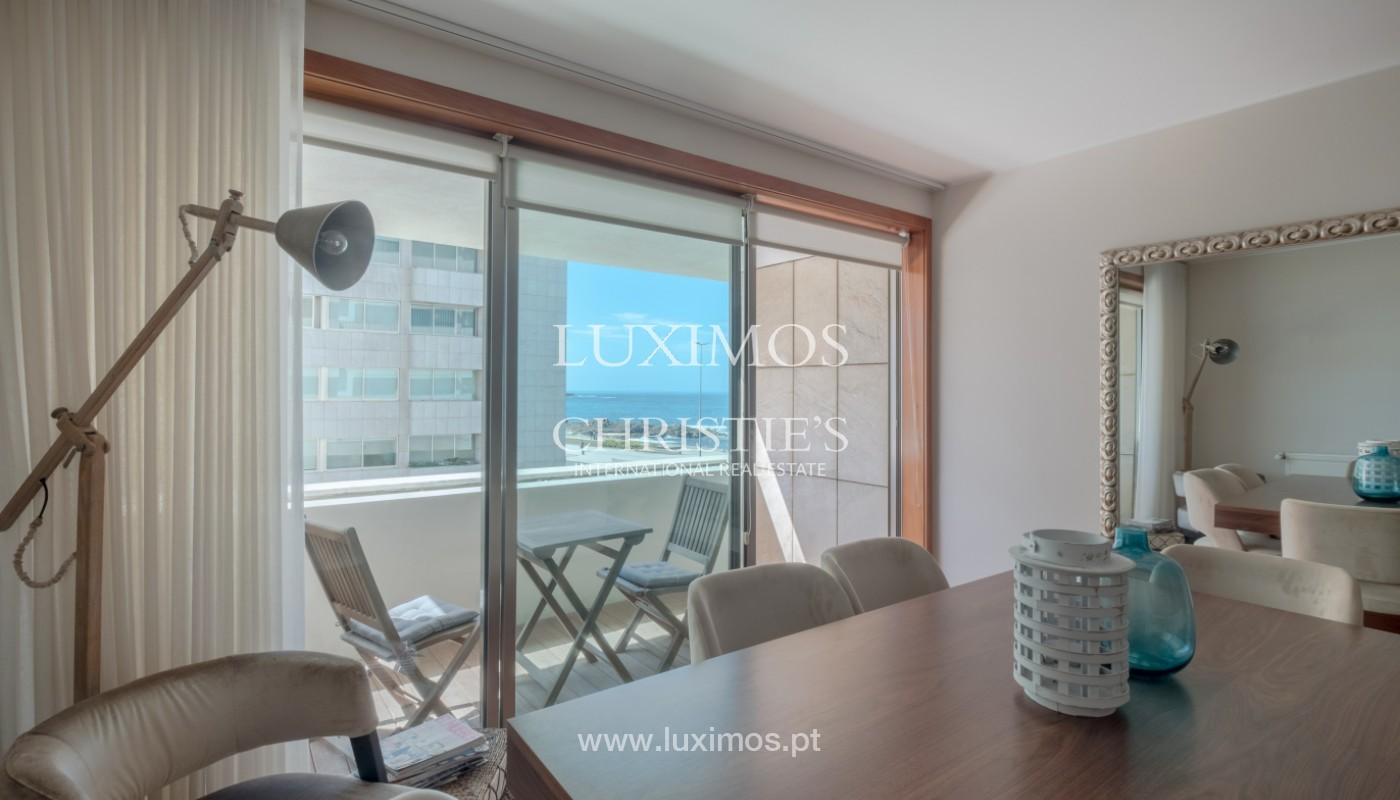 Venda de apartamento em 1ª linha de mar, Leça da Palmeira_146525