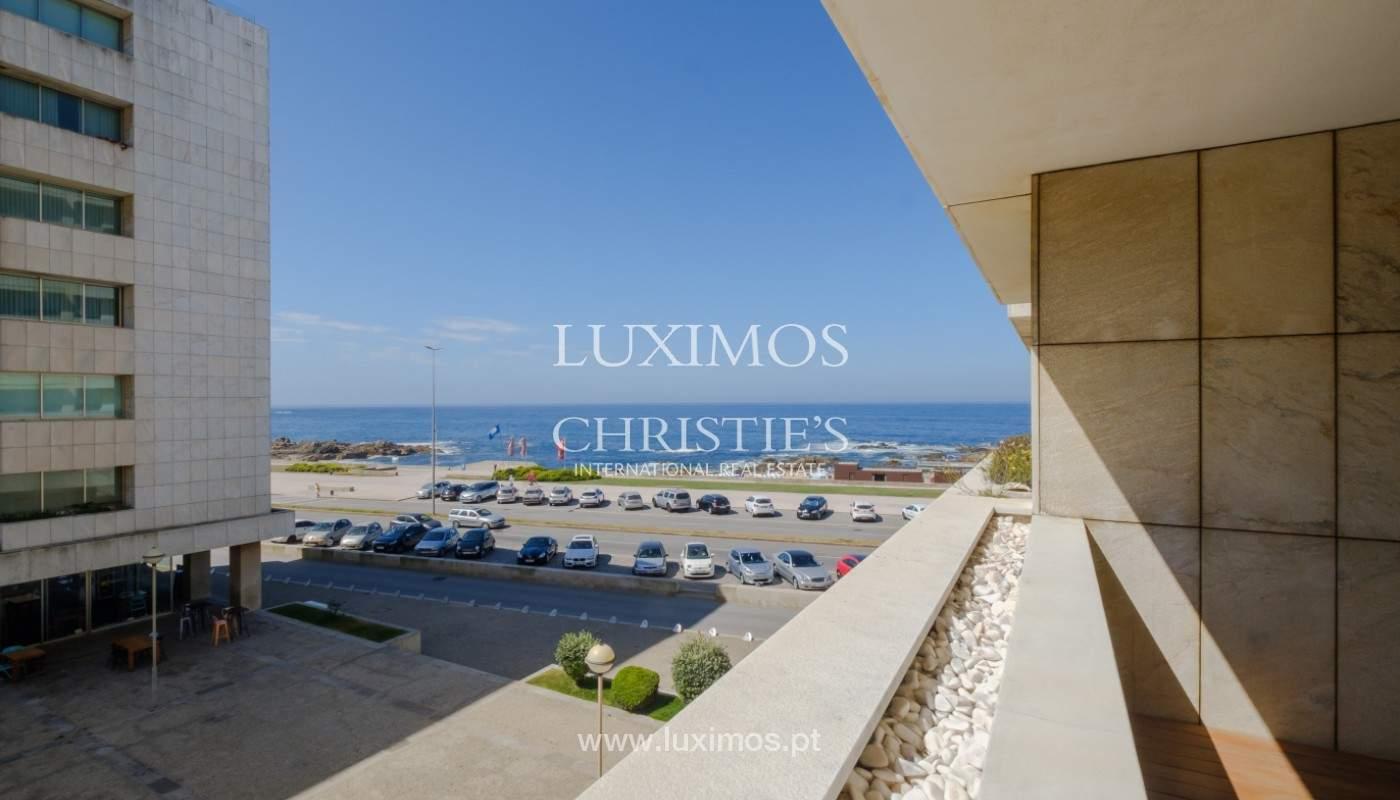 Venda de apartamento em 1ª linha de mar, Leça da Palmeira_146527