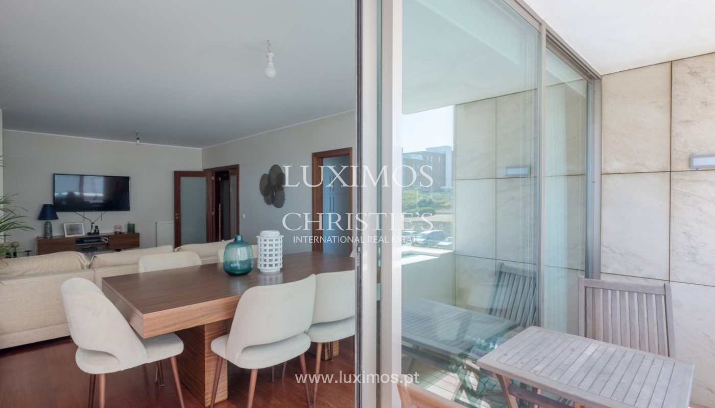 Venda de apartamento em 1ª linha de mar, Leça da Palmeira_146528
