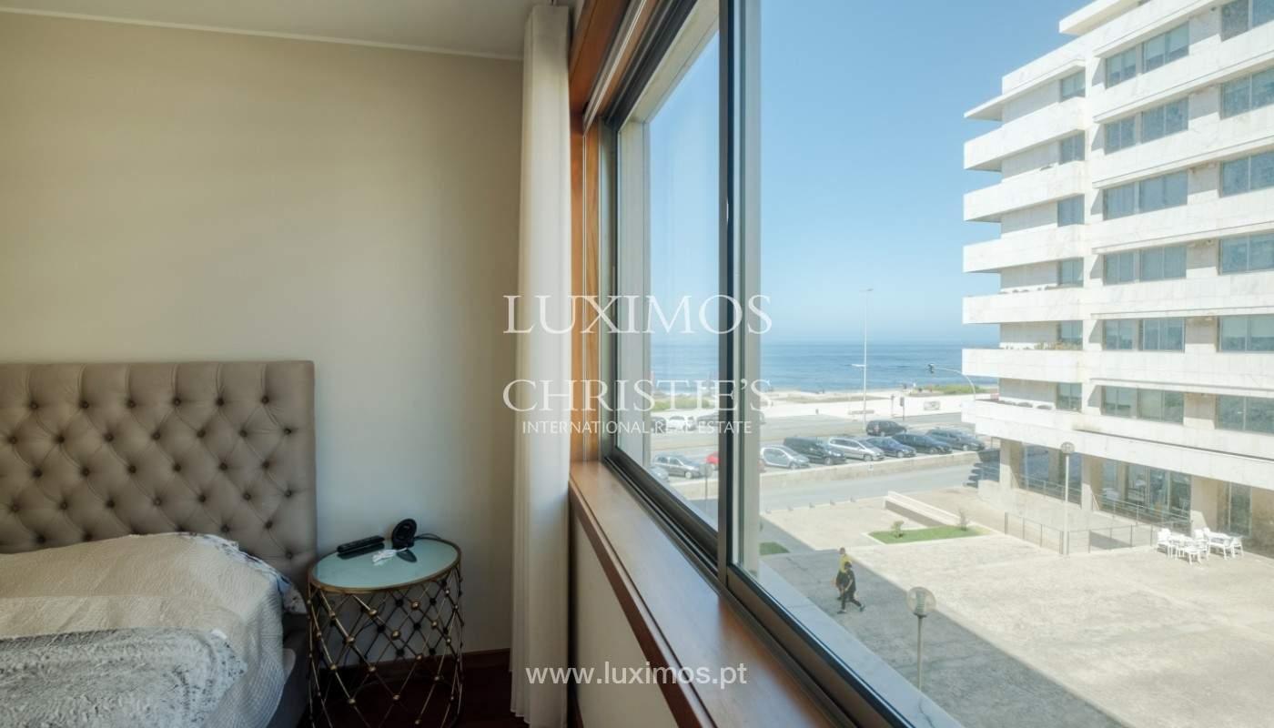 Venda de apartamento em 1ª linha de mar, Leça da Palmeira_146554
