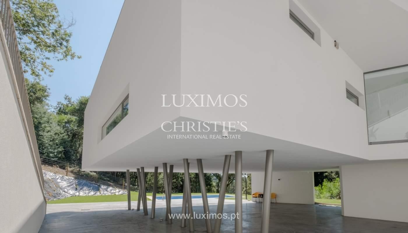 Moradia moderna e de luxo, com piscina, junto ao golfe, Ponte de Lima_146602