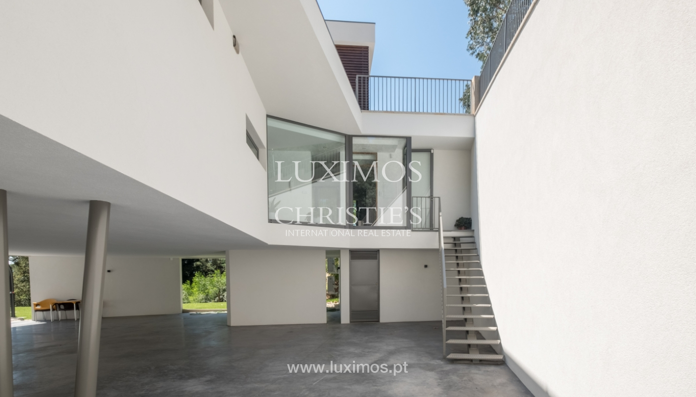 Moradia moderna e de luxo, com piscina, junto ao golfe, Ponte de Lima_146604