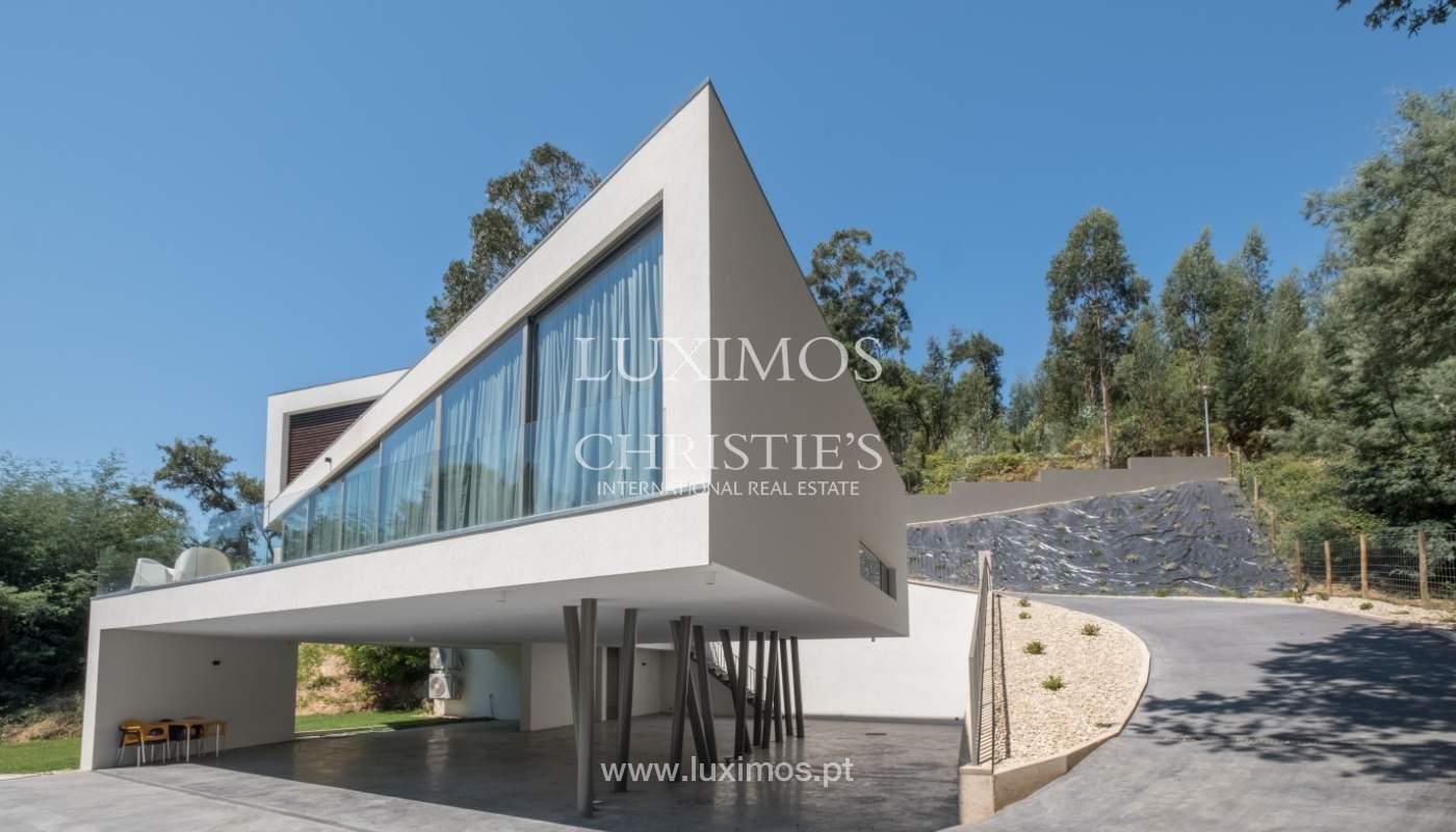 Moradia moderna e de luxo, com piscina, junto ao golfe, Ponte de Lima_146607