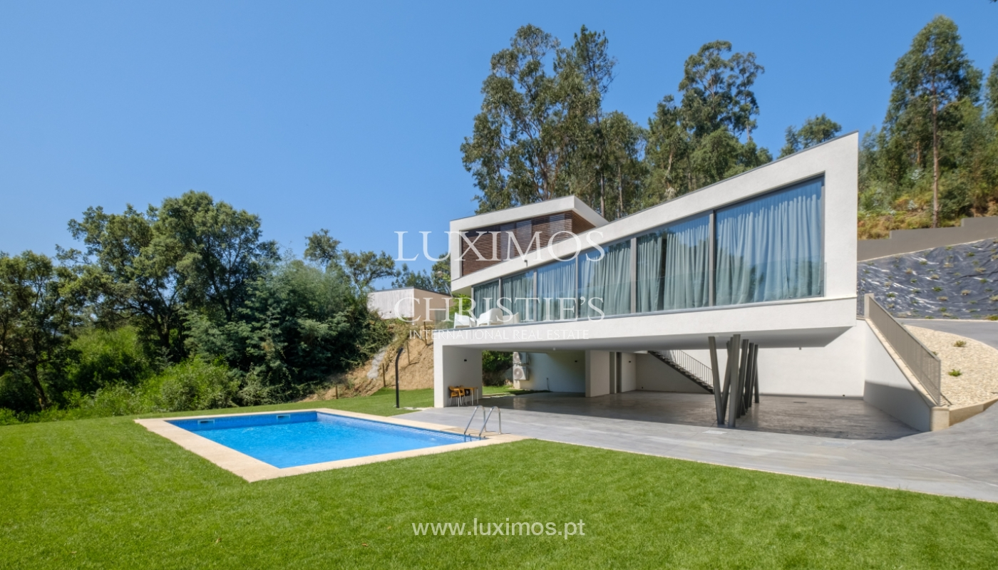 Luxury villa, with pool, near the golf course, Ponte de Lima, Portugal_146612
