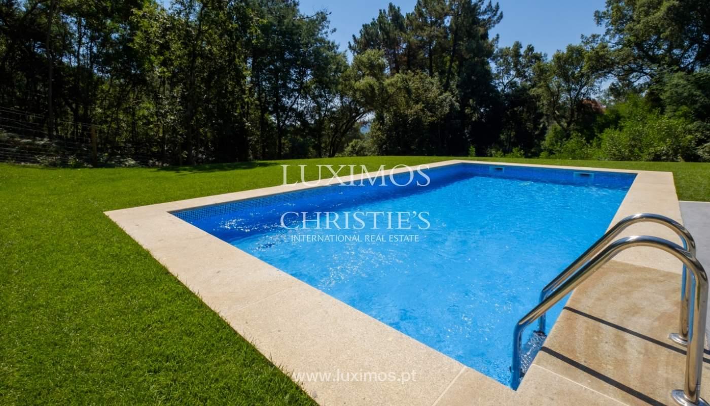 Moradia moderna e de luxo, com piscina, junto ao golfe, Ponte de Lima_146620