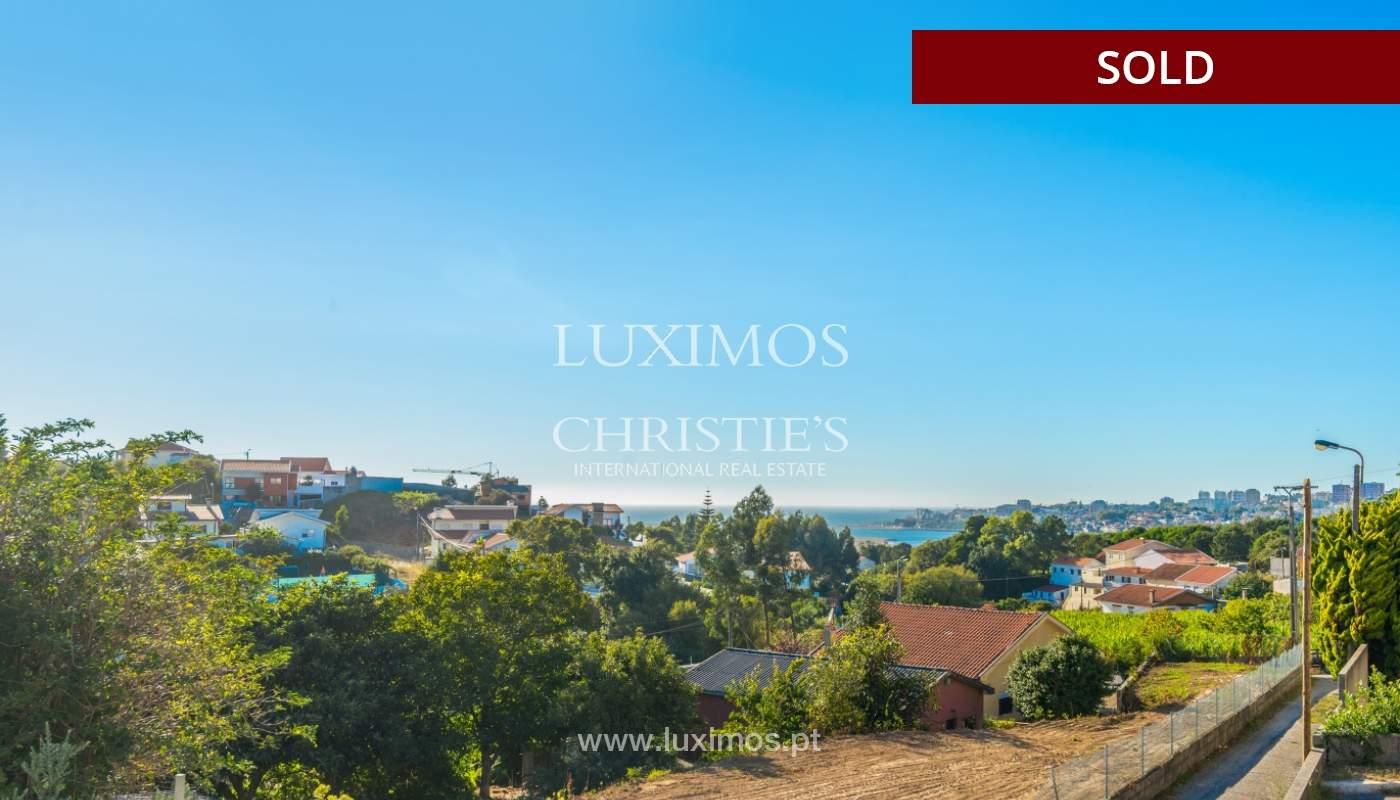 Casa con vistas al río, en venta, Canidelo, V. N. Gaia, Portugal_146659