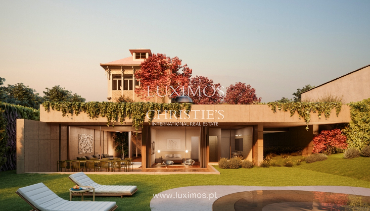 Apartamento com piscina privada e jardim, em condomínio de luxo, Foz_146740