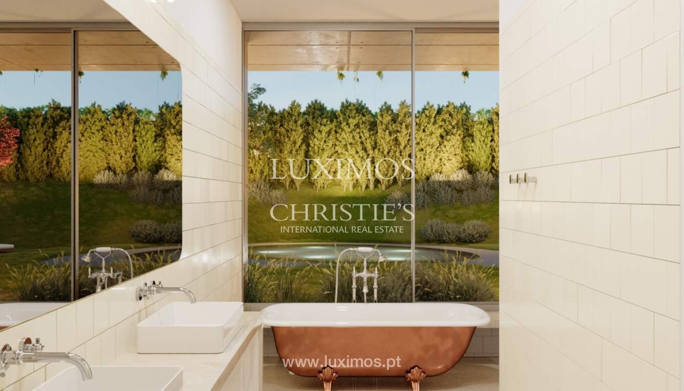 Apartment with pool and garden, luxury condominium, Foz, Porto, Portugal_146745
