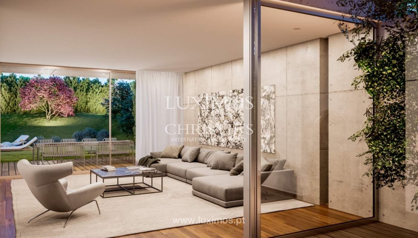Apartamento com piscina privada e jardim, em condomínio de luxo, Foz_146746
