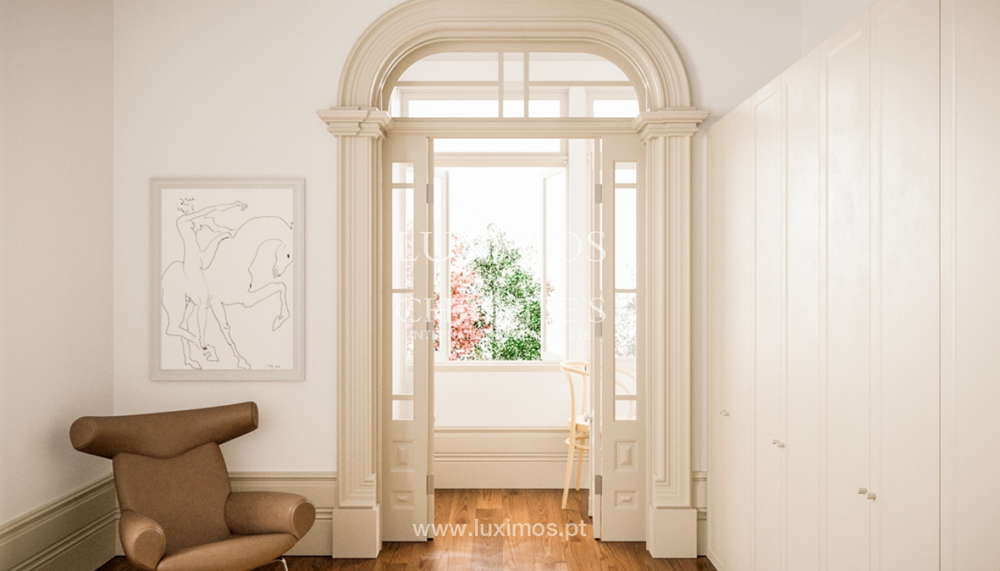 Apartment with pool and garden, in luxury condominium, Foz, Porto, Portugal_146758