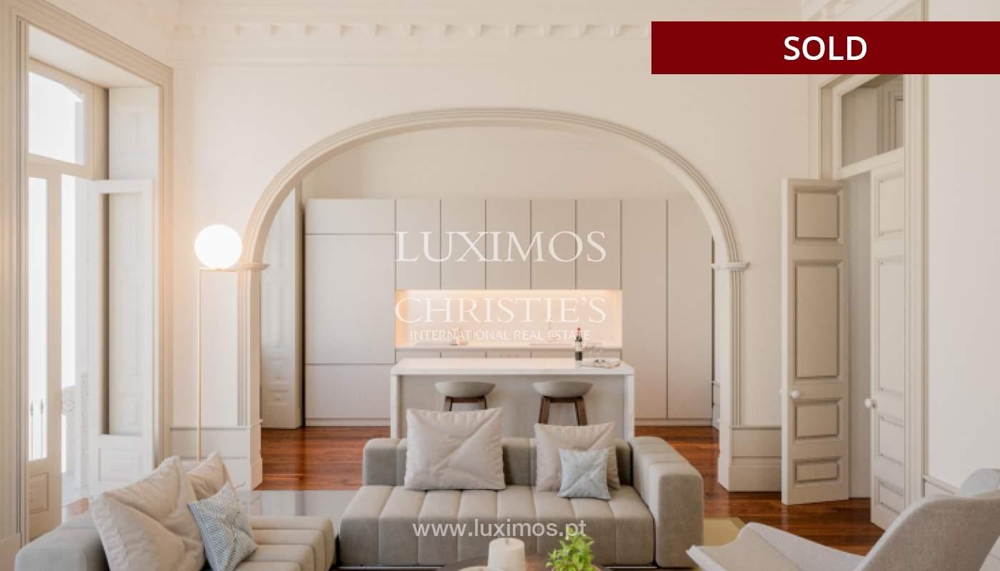 Apartamento dúplex con balcón, en condominio de lujo, Foz, Porto, Portugal_146771