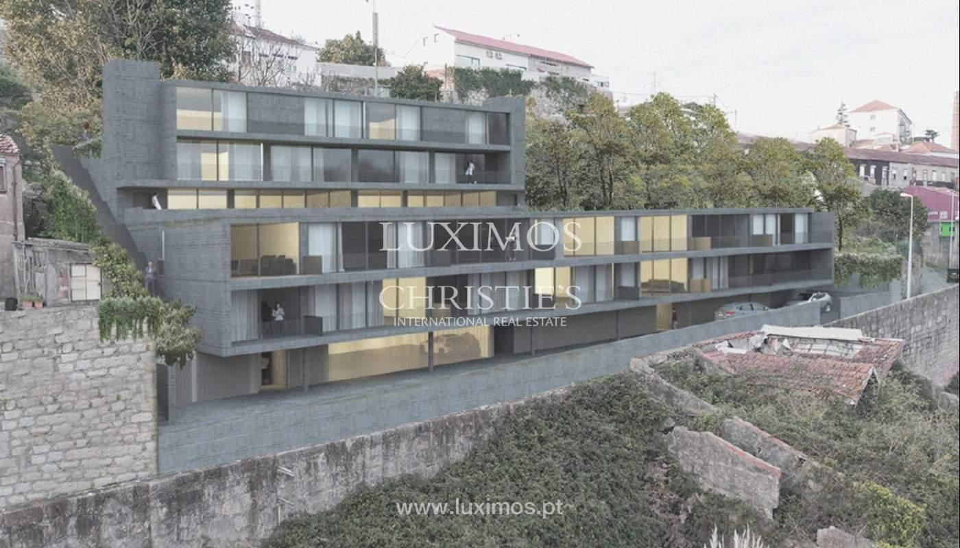Venda de terreno para construção com projeto aprovado, em Campanhã_146895
