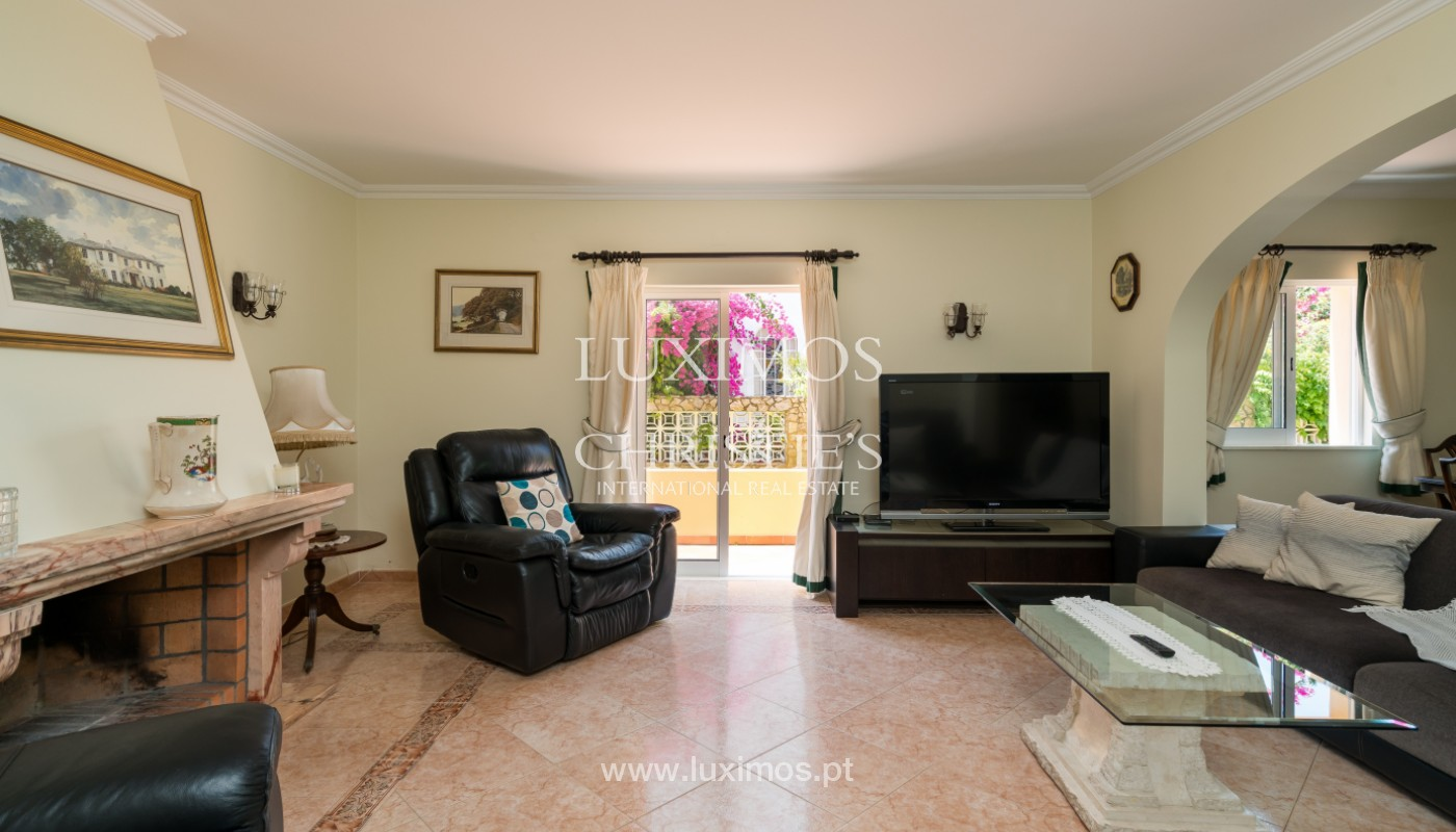 Villa with 5 bedrooms, with pool and garden, Vilamoura, Algarve_146899