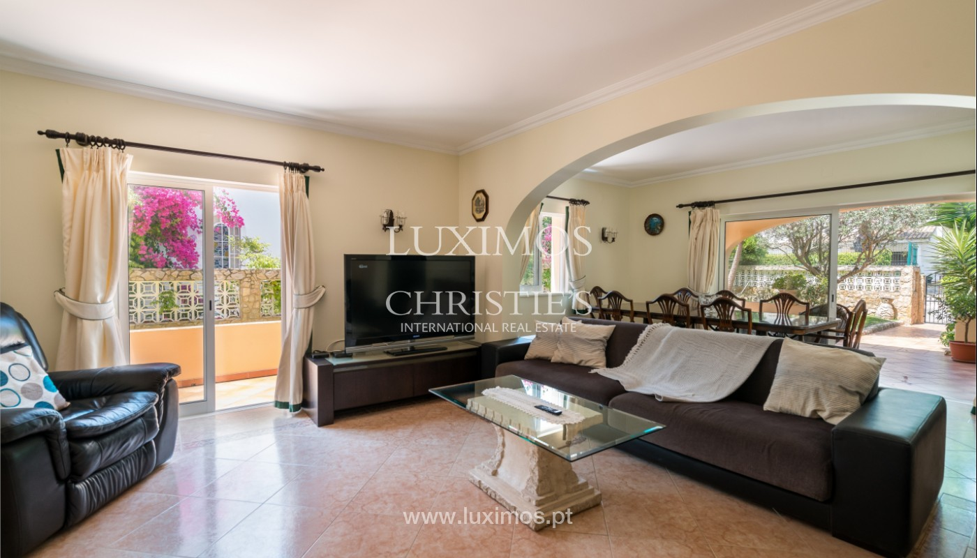 Villa with 5 bedrooms, with pool and garden, Vilamoura, Algarve_146900