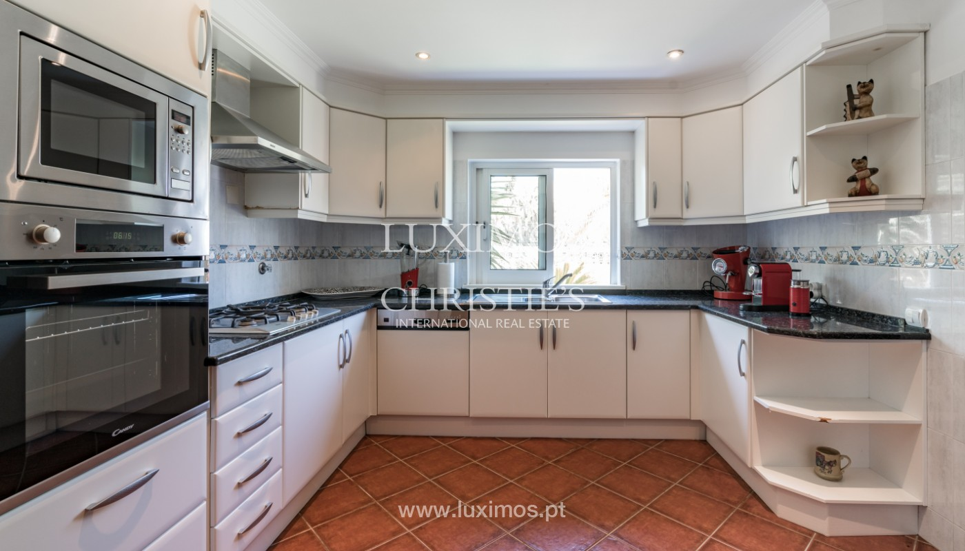 Villa with 5 bedrooms, with pool and garden, Vilamoura, Algarve_146903
