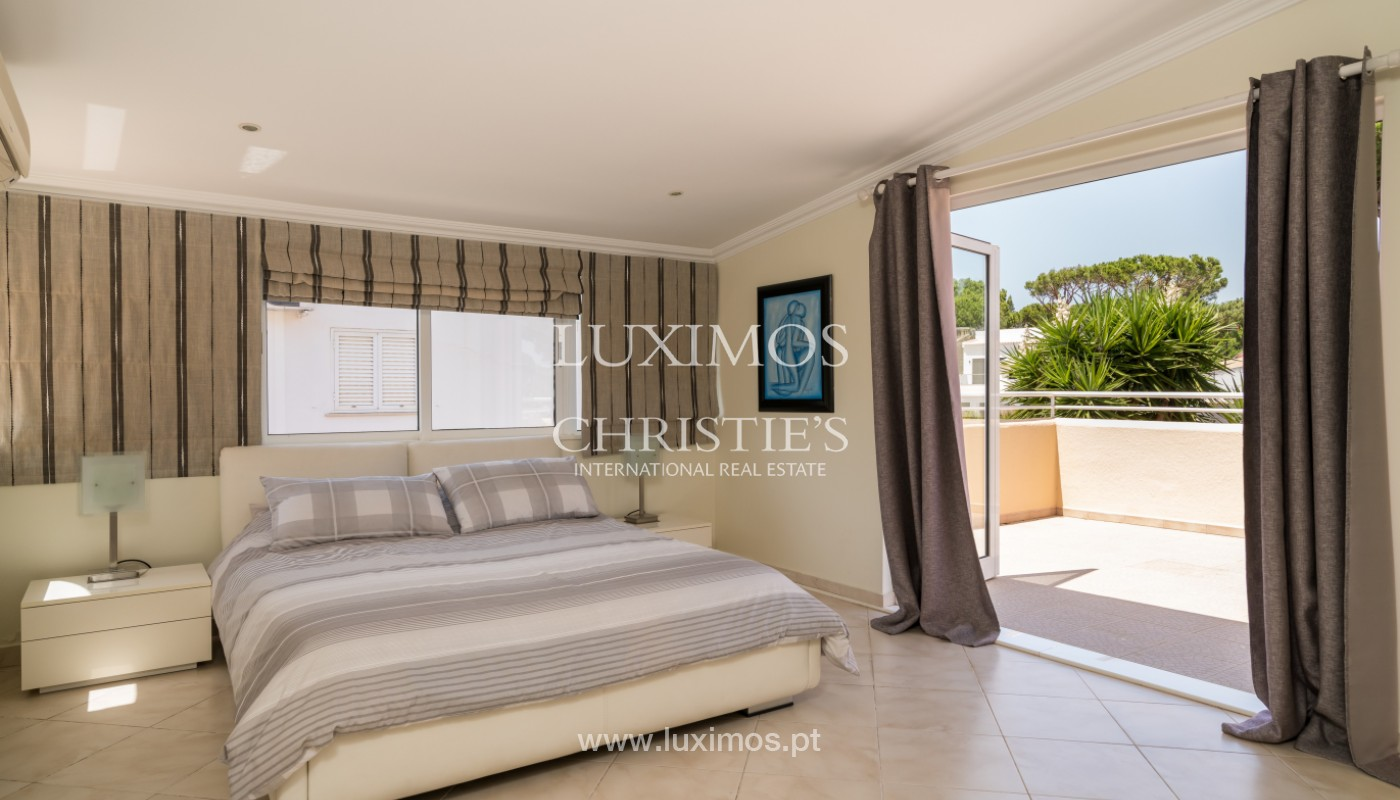 Villa with 5 bedrooms, with pool and garden, Vilamoura, Algarve_146907