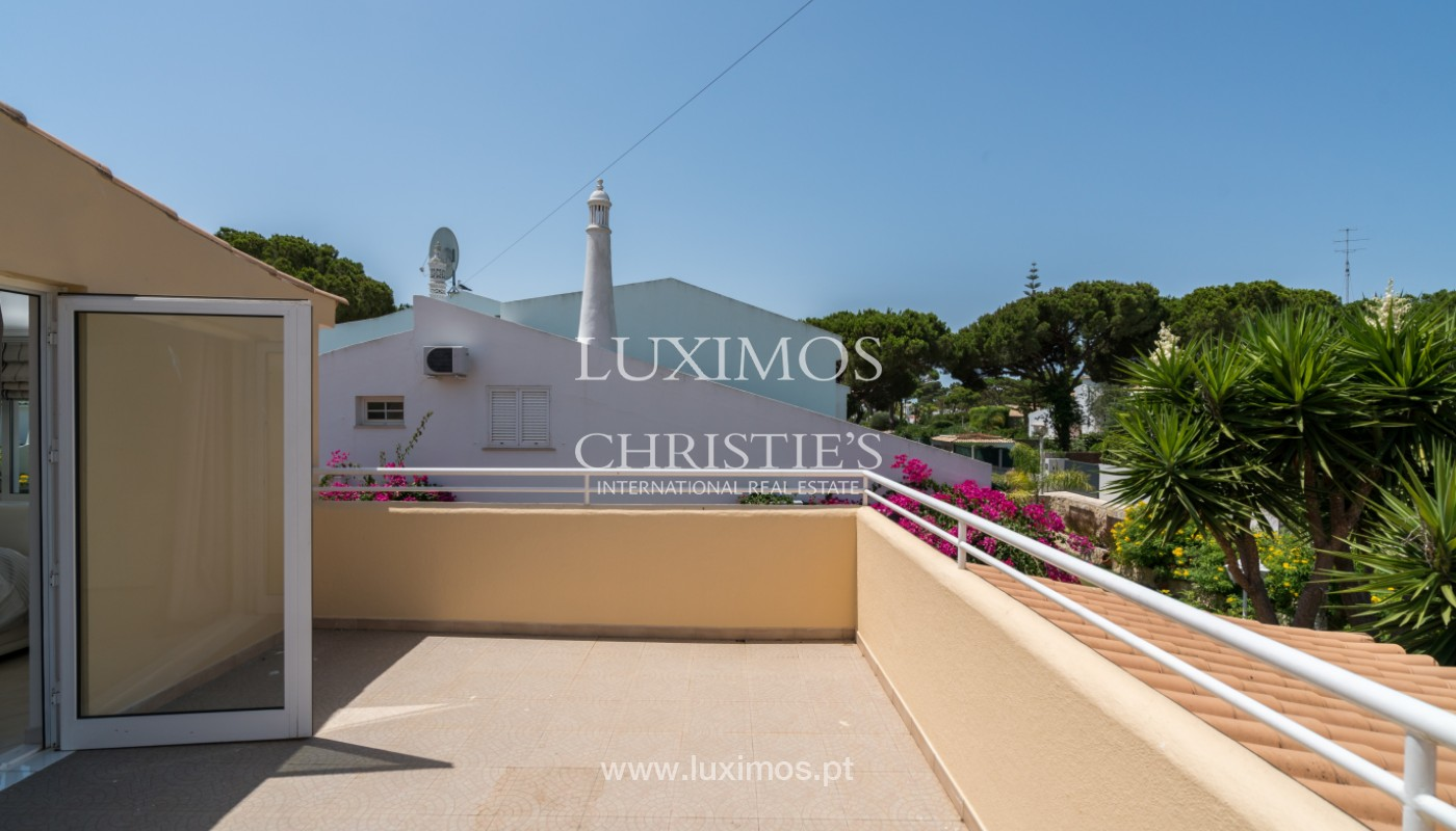 Villa with 5 bedrooms, with pool and garden, Vilamoura, Algarve_146911