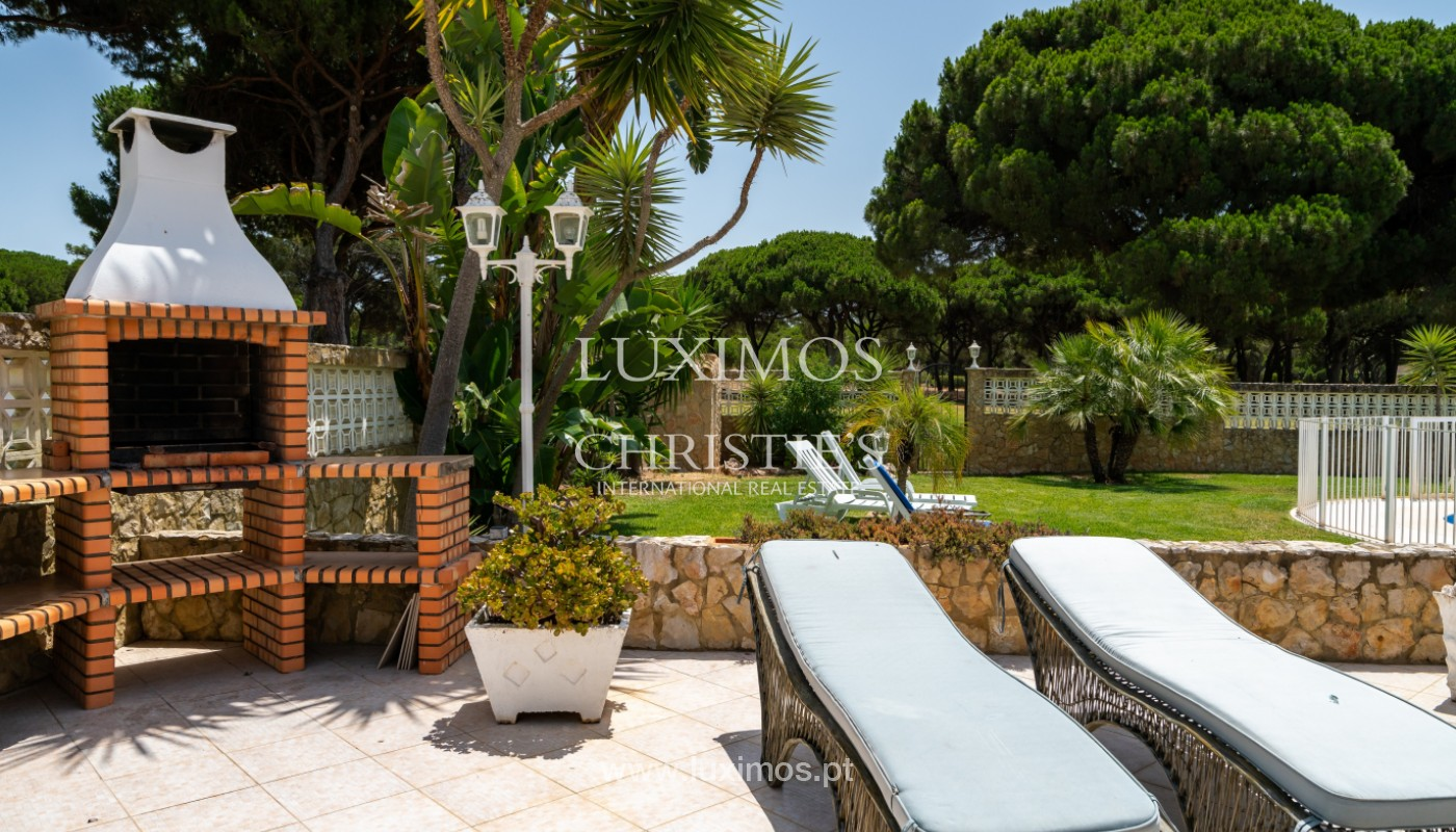 Villa with 5 bedrooms, with pool and garden, Vilamoura, Algarve_146937