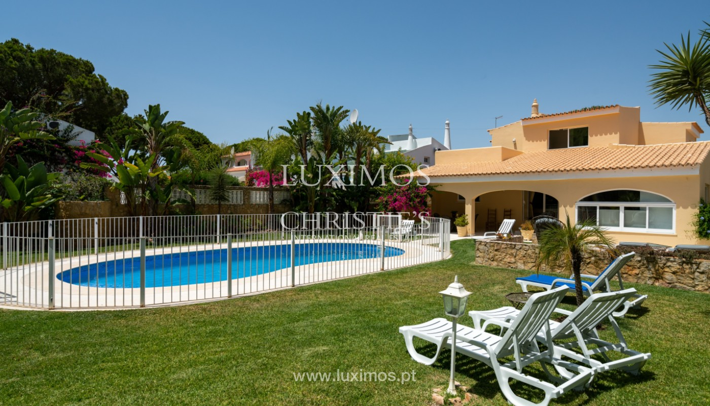 Villa with 5 bedrooms, with pool and garden, Vilamoura, Algarve_146942