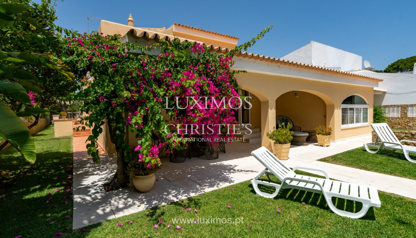 Villa with 5 bedrooms, with pool and garden, Vilamoura, Algarve_146944