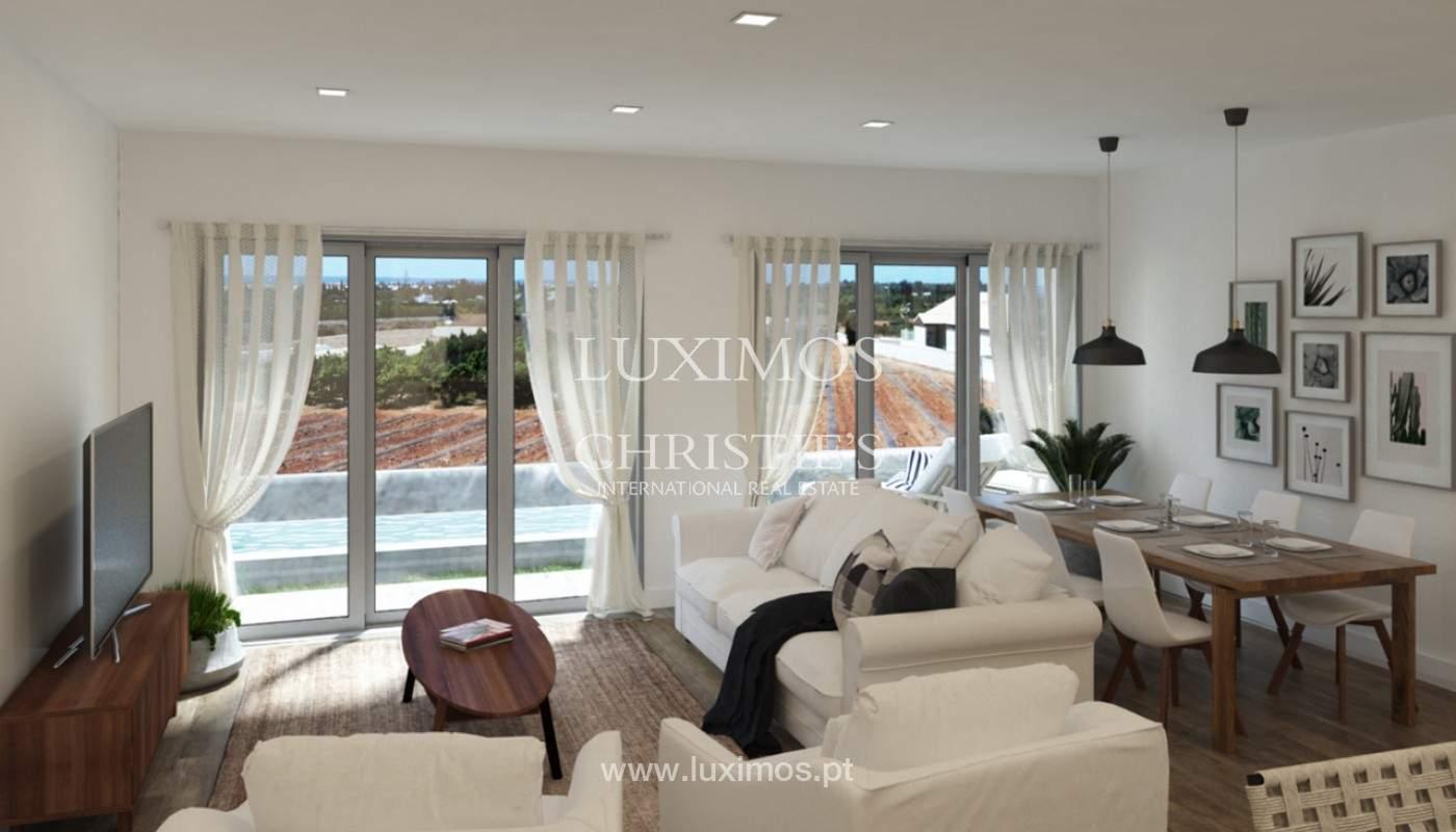 New apartment, closed condominium, with terrace and jacuzzi, Tavira, Algarve_147249
