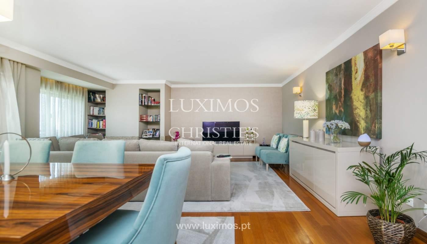 Apartamento de luxo em 1.ª linha de rio, para venda, em Gondomar_147416