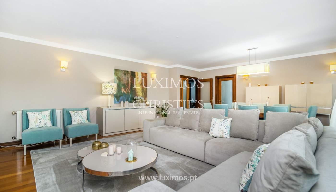 Apartamento de luxo em 1.ª linha de rio, para venda, em Gondomar_147419