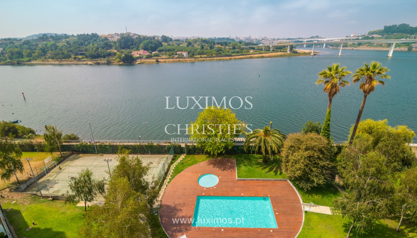 Luxury Apartment on 1st Line of the river, for sale, in Gondomar, Porto, Portugal_147422