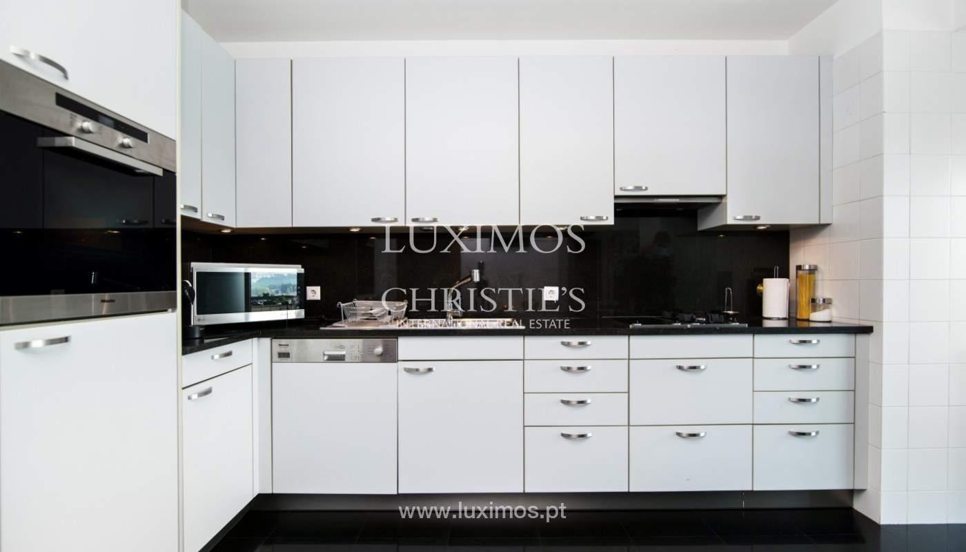 Apartamento de luxo em 1.ª linha de rio, para venda, em Gondomar_147425