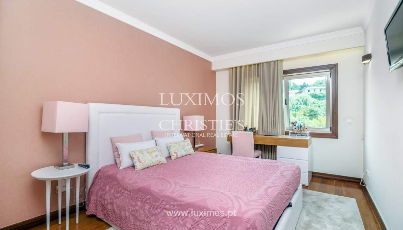 Apartamento de luxo em 1.ª linha de rio, para venda, em Gondomar_147431