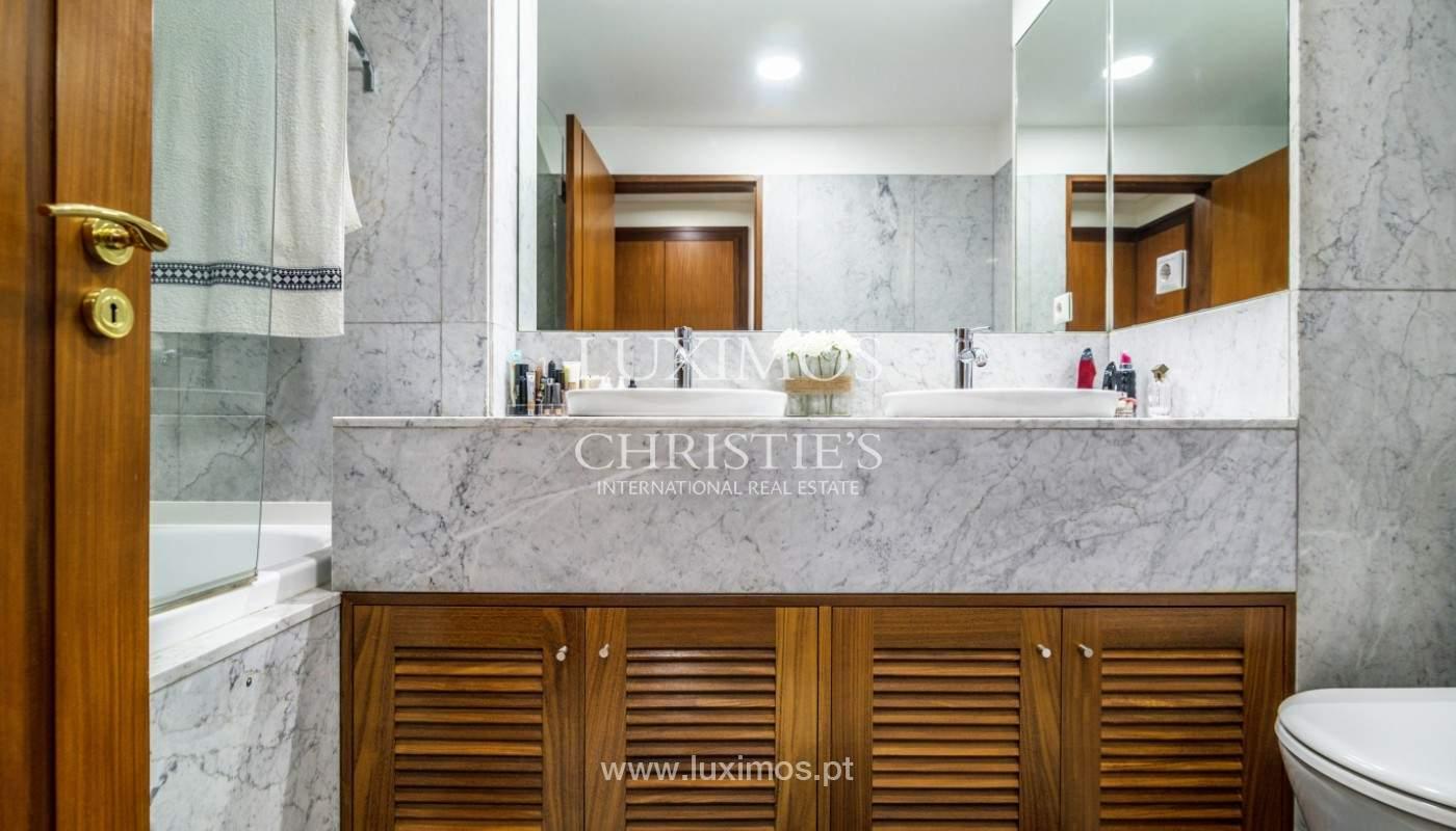 Apartamento de luxo em 1.ª linha de rio, para venda, em Gondomar_147436