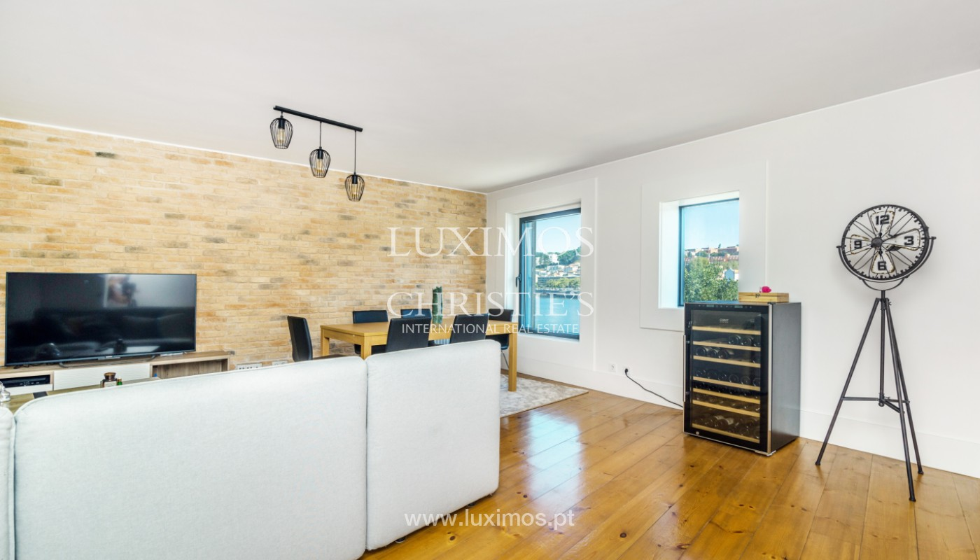Duplex apartment with river front, V. N. Gaia, Portugal_147549