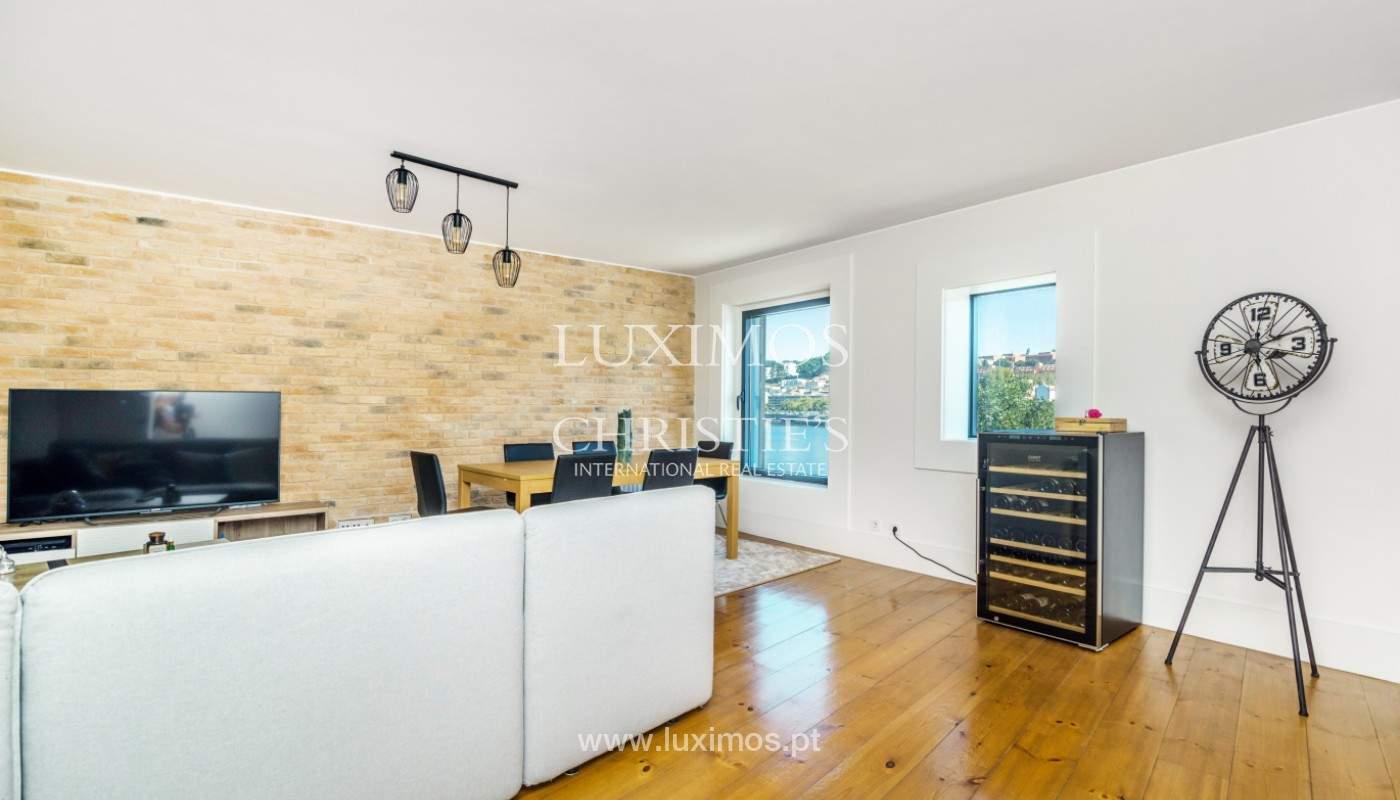 Appartement duplex sur la 1ère ligne de la rivière, V. N. Gaia, Portugal_147549