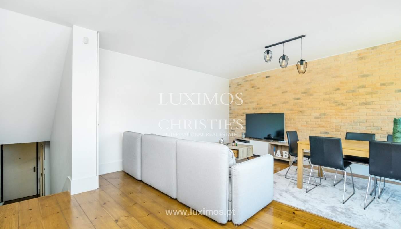 Appartement duplex sur la 1ère ligne de la rivière, V. N. Gaia, Portugal_147550