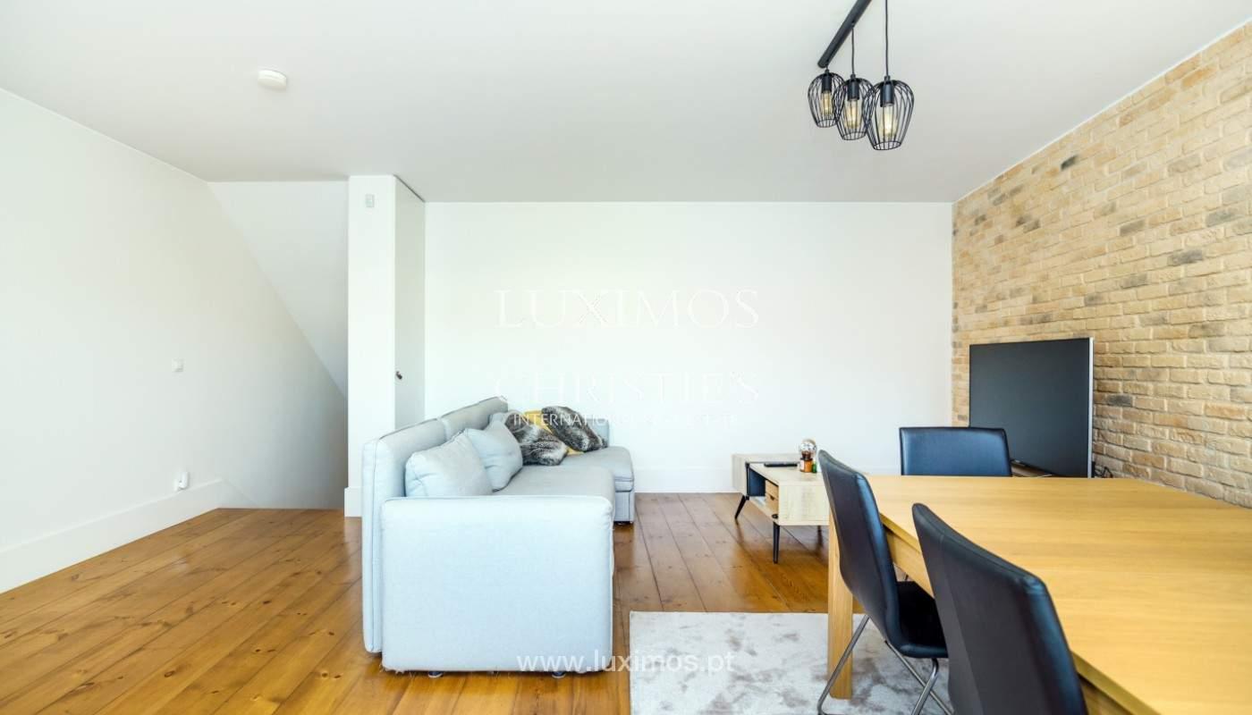 Appartement duplex sur la 1ère ligne de la rivière, V. N. Gaia, Portugal_147551
