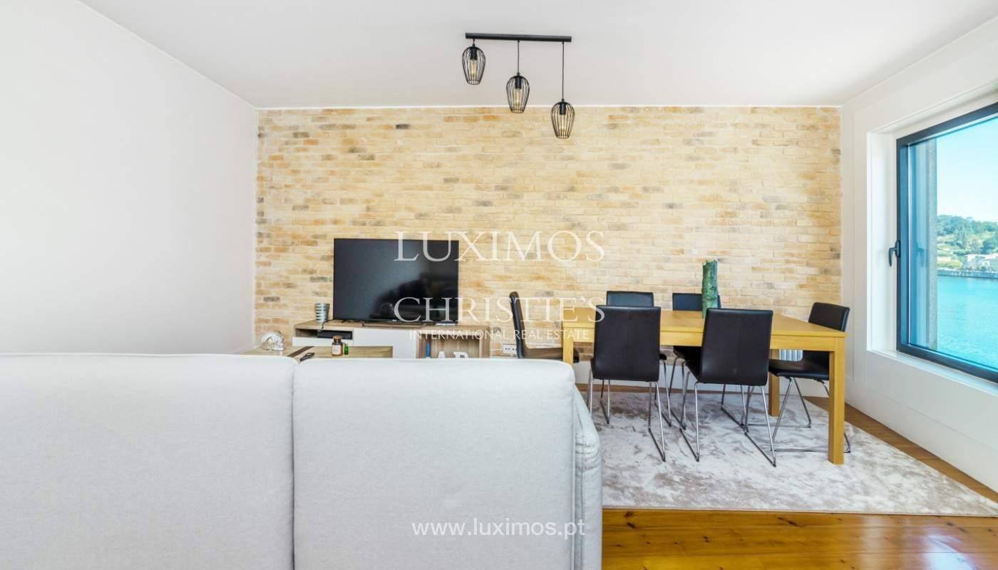 Appartement duplex sur la 1ère ligne de la rivière, V. N. Gaia, Portugal_147556