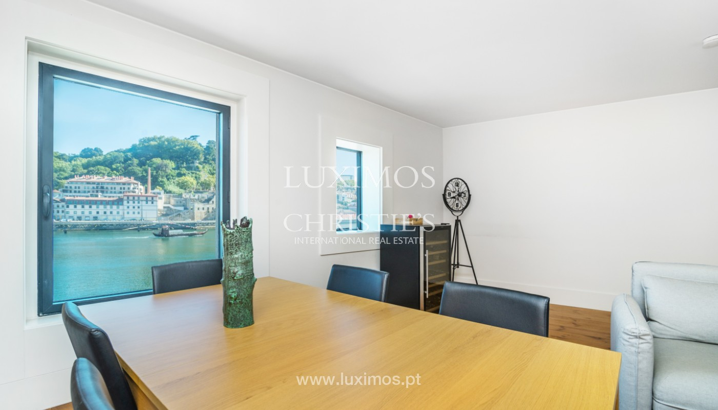 Duplex apartment with river front, V. N. Gaia, Portugal_147559