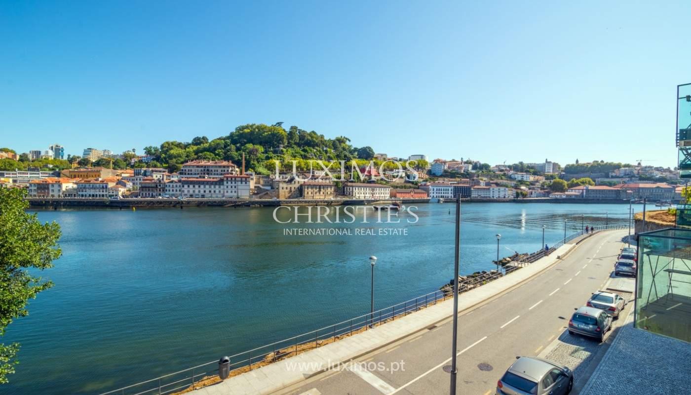 Appartement duplex sur la 1ère ligne de la rivière, V. N. Gaia, Portugal_147563